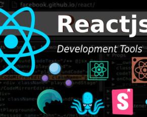 Reactjs development tools