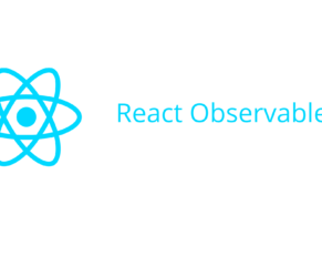 React Observable