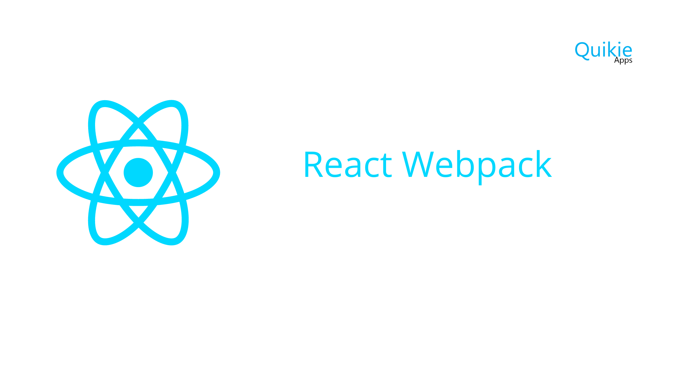 React Webpack
