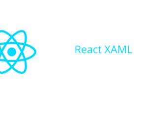 React XAML